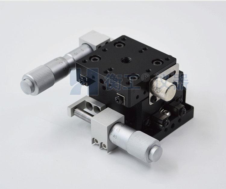 衡工HGWM系列侧驱XY平移台